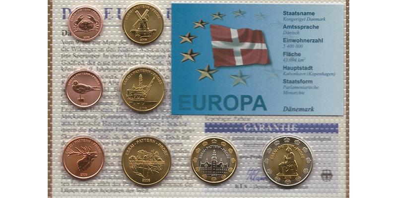 Dänemark Euro